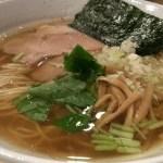 【神田】麺や そめいよしの 極限まで添加物をおさえて作り上げた一杯は健康的なだけでなくうまい