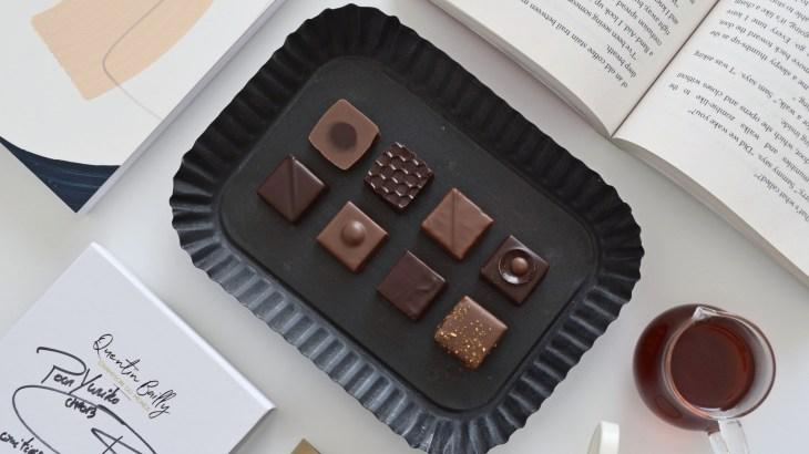 Salon du chocolat Tokyo サロン デュ ショコラ 2018