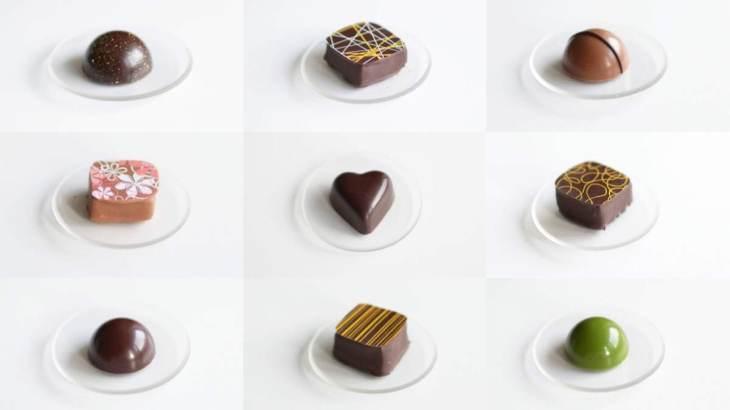 ボンボンショコラ9種のすべて -2019-