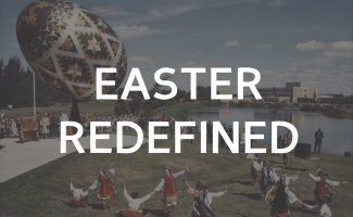 Easter is About Everything, Except Jesus