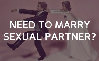 Do I need to marry premarital sex partner?
