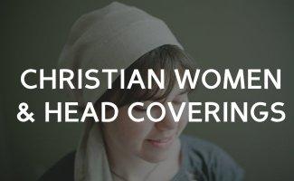 Do Christian women need to wear head coverings?