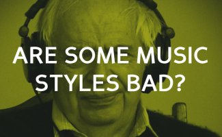 Are different music styles sinful?