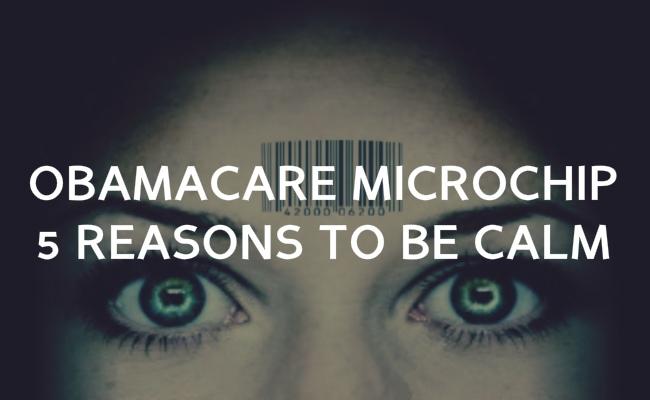 obamacare microchip