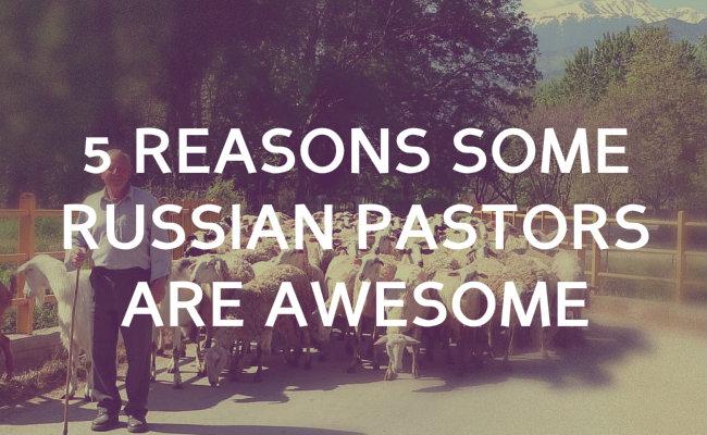 russian pastors