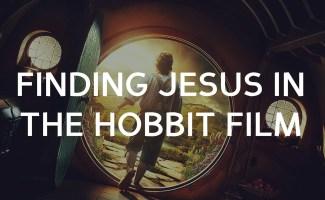 Finding Jesus in The Hobbit Film