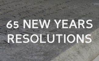 65 New Years Resolutions from Jonathan Edwards