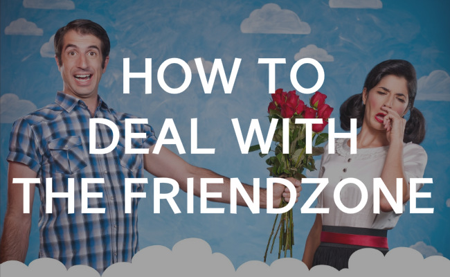 dealing with friendzone