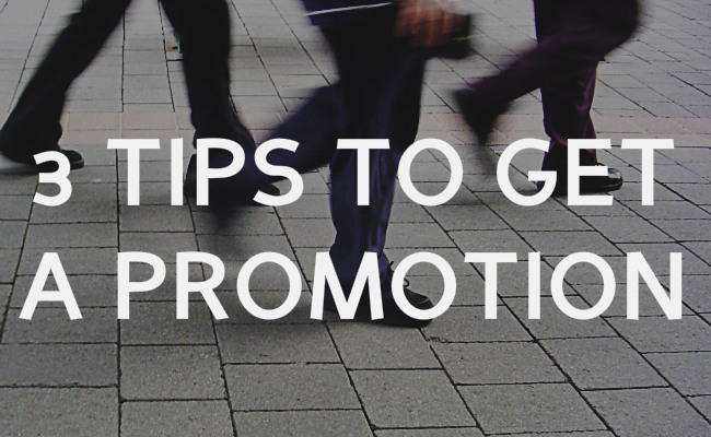 tips to get promoted