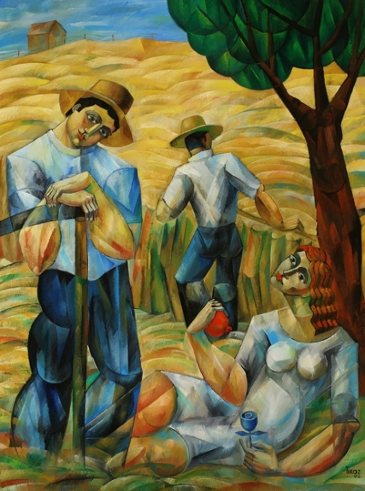 """The Harvest"""