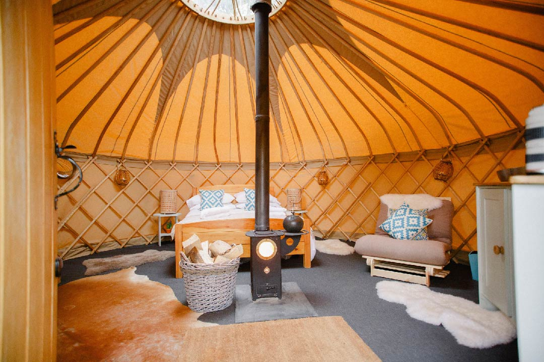 Our Yurts Yurtshire The Ultimate Glamping Experience
