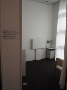 各務原航空宇宙博物館授乳室