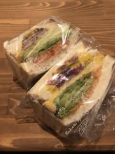 川中島hirobaブレッドスタンドサンドイッチ