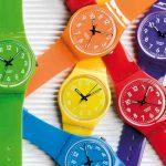 遊び心のある時計を選ぶならリーズナブルで楽しいSwatchがオススメですよ