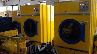 Mesin Pengering Pakaian Laundry Kiloan dan Dry Cleaning