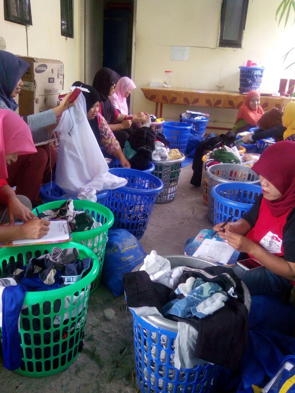 Laundry Kiloan dan Dry Cleaning Jatiwaringin dan Pondok Gede Bekasi