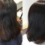 岐阜県美容院で髪質改善 可児市le ali美容院のハーブカラー