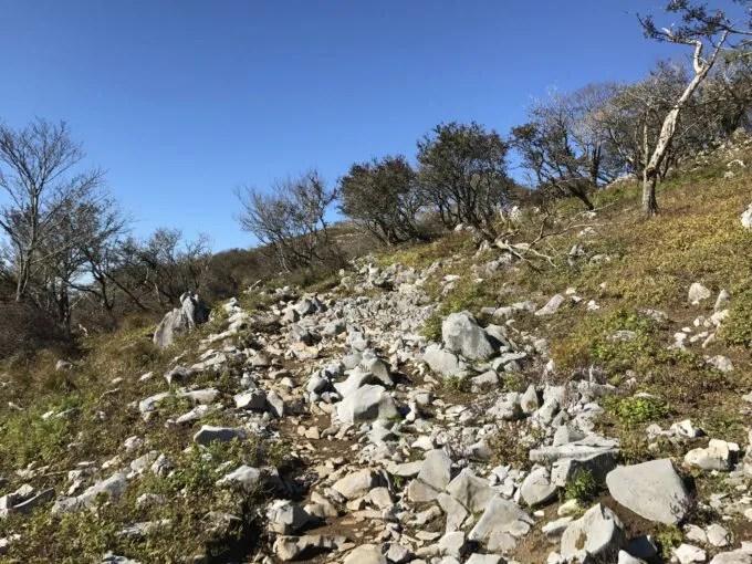 藤原岳登山ルート