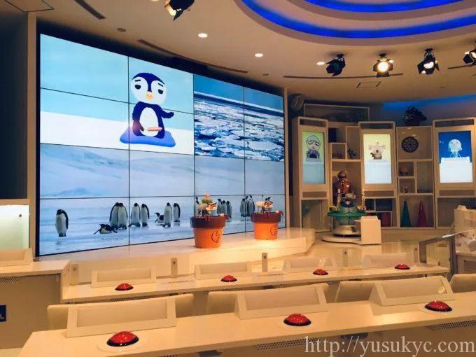川越電力館テラ46のサミットスタジオ