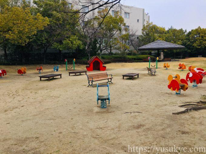 中京競馬場の木馬園