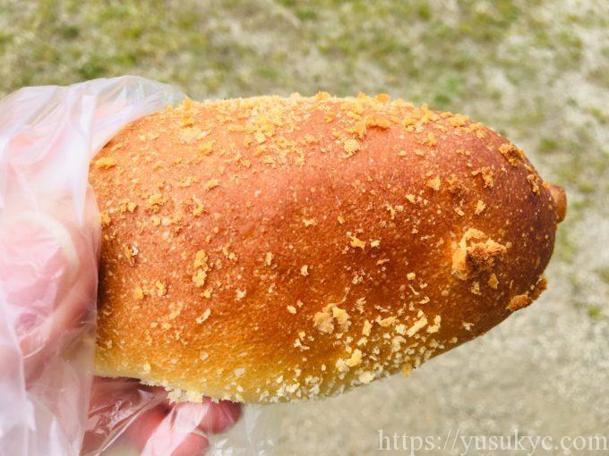 パン・ド・ブレのカレーパン