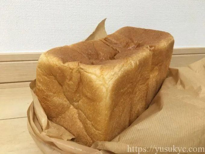 魔法のぱんの食パン