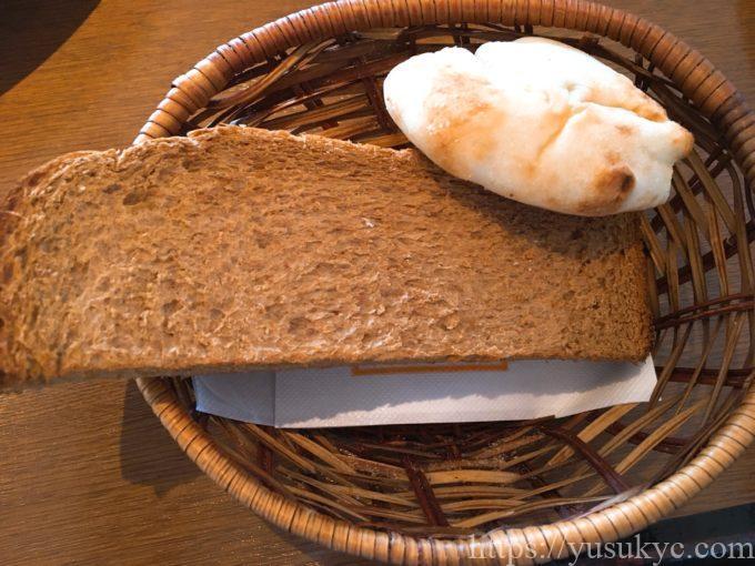 パスタ&ダイニング福や パン