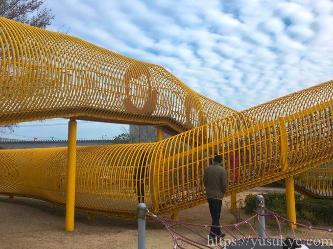 シドニー港公園の遊具