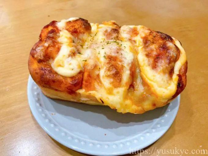 knutt(クヌート)のピザパン