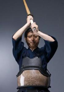 剣道の上段