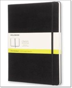 メモの魔力 おすすめノートとペンで自己分析実践!オリジナルメモ帳は_モレスキン