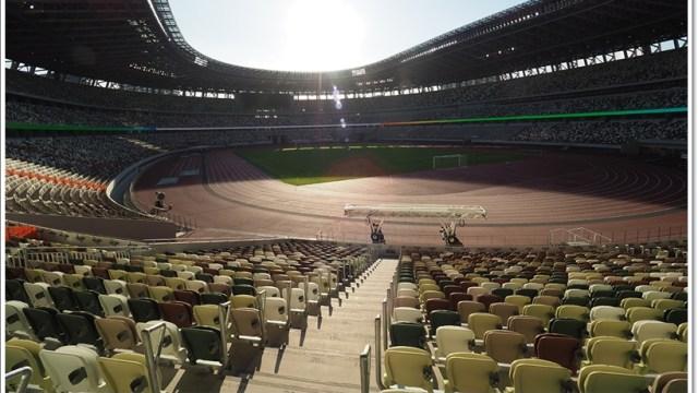 天皇杯決勝@新国立競技場の座席表!ホーム&アウェイの配置は?