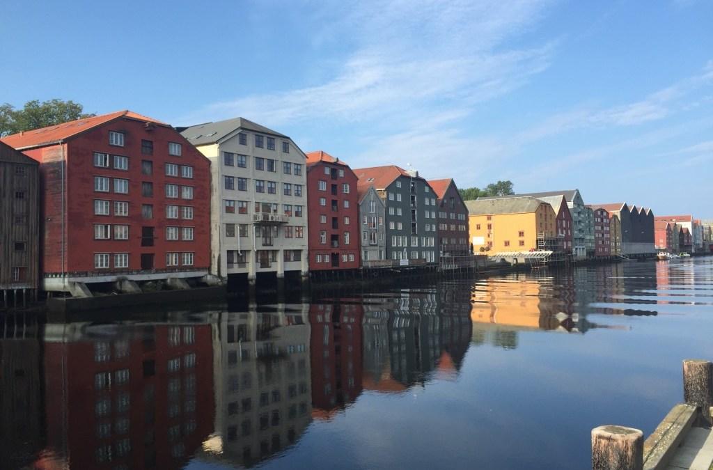 挪威 Trondheim  旅行