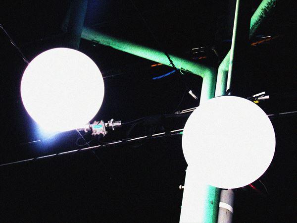 丸いライト3