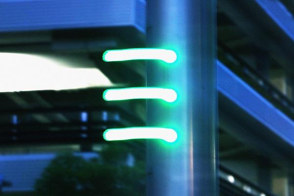 緑の閃光2