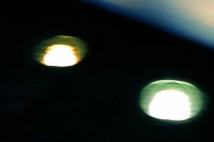 地面のライト2