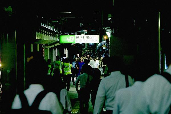 浜松町駅2