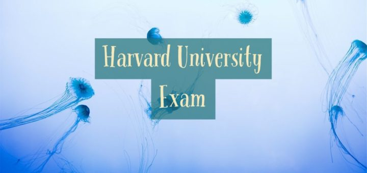 Math exam problems and solutions at Harvard University