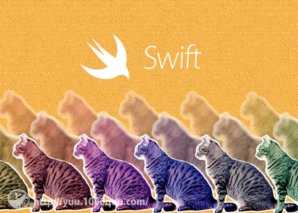 Swiftで色を指定する方法の記事のアイキャッチ