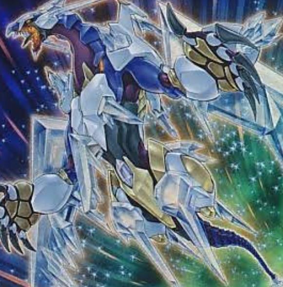 【遊戯王 値下がり:クリスタルウィング・シンクロ・ドラゴン】ついに1000円へ・・・