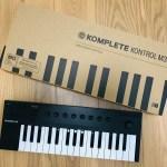 【MIDIキーボード】Komplete Kontrol M32レビュー【DTM初心者にもおすすめ】