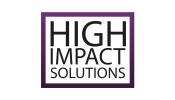 Publicidad para High Impact Solutions