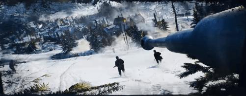 Battlefield 5 マルチプレイのトレーラー解禁