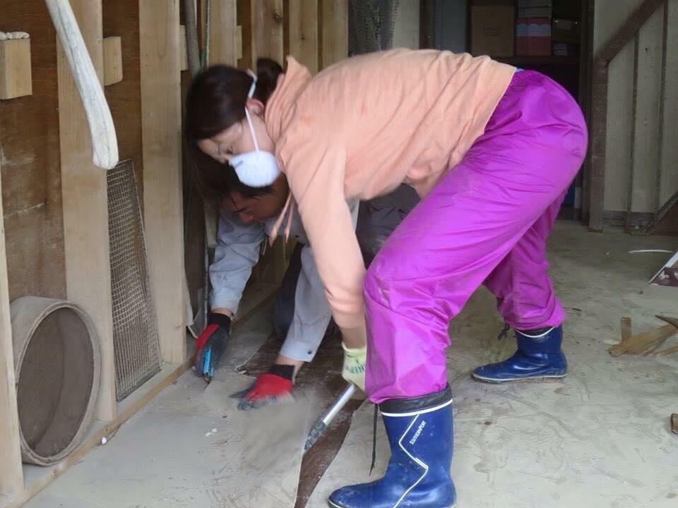 水害ボランティアの服装・装備
