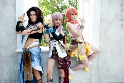 The Ladies of FFXIII II
