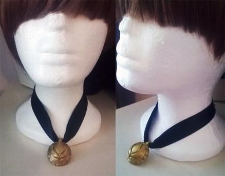 Princess Anna necklace