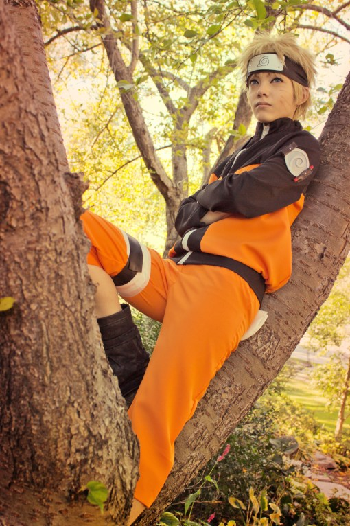 """I won't go back on my word... that is my ninja way!"" -Naruto"