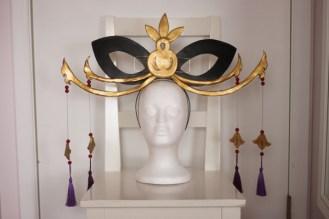 Tomoyo-hime headdress