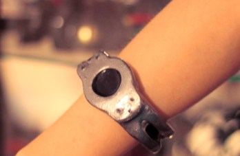 Shuusei Kagari wrist lock