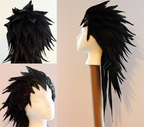 Gajeel wig